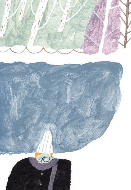 kohei ashino illustration 芦野公平 イラストレーション