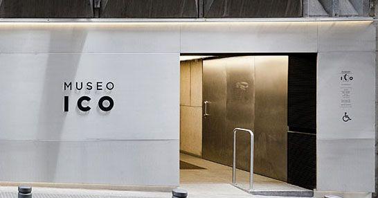 Museo ICO @museoico Museo del Instituto de Crédito Oficial. Exposiciones temporales de arquitectura y fotografía, sin olvidar las Colecciones ICO. Ubicación: Zorrilla, 3 #MADRID