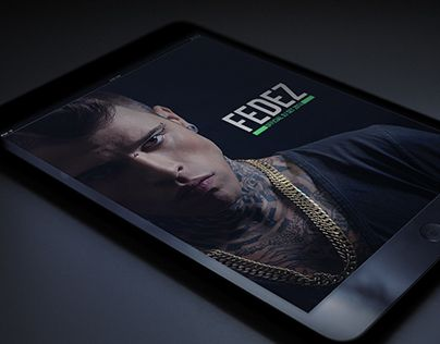Press Pack // Fedez