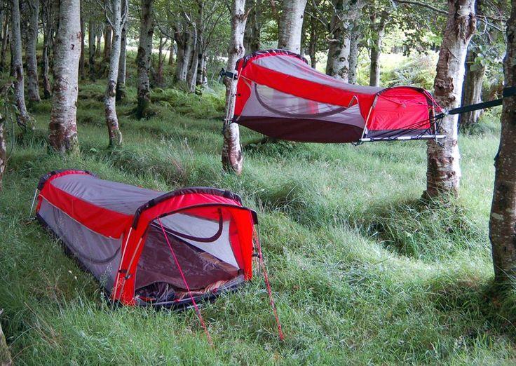 Crua Tent-Hammock Hybrid