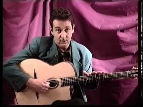 Romane lessons taught gypsy jazz Swing   1h15   lecon Guitare Manouche