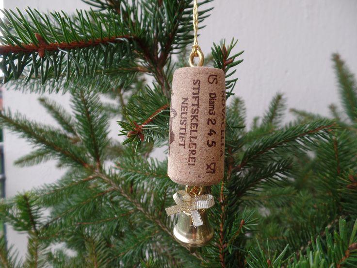 Come riciclare i tappi di sughero per Natale