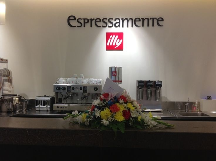 Tailor made, Illy Shop