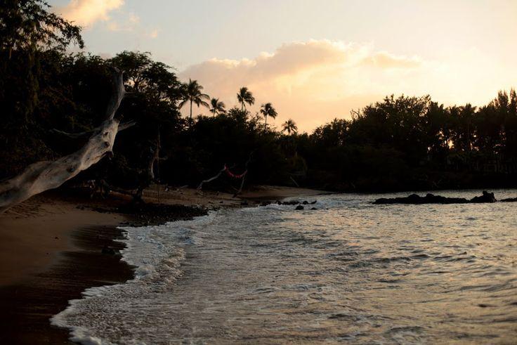 Dominique Tépé Photographie: Une photo par jour à Hawaii
