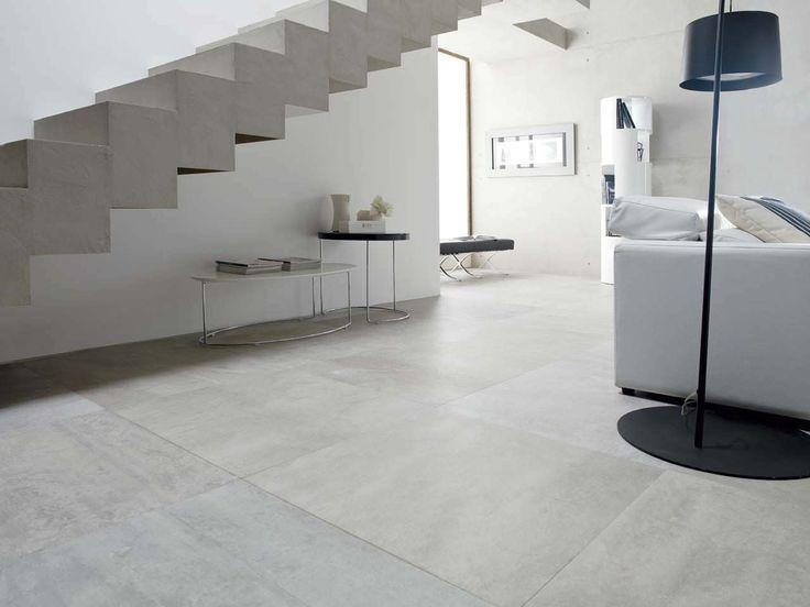 Carrelage de sol / en grès cérame / poli / aspect pierre STON-KER® / RODANO ACERO Porcelanosa