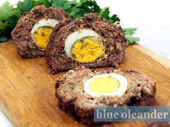 Maltese meatloaf