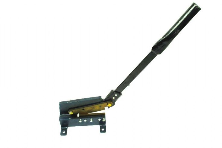 "Heavy duty metal steel cutting shears 6"" blade guillotine cutter. Perfect for cutting metal. (M0841)"