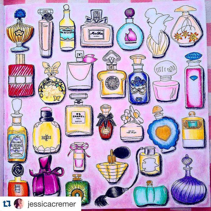 Consulta Esta Foto De Instagram Colorindosegredosdeparis O 55 Me Gusta Coloring BooksParisColourInstagramColour
