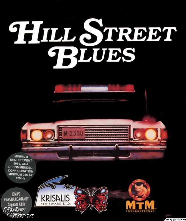 Hill Street Blues - Atari 1040ST