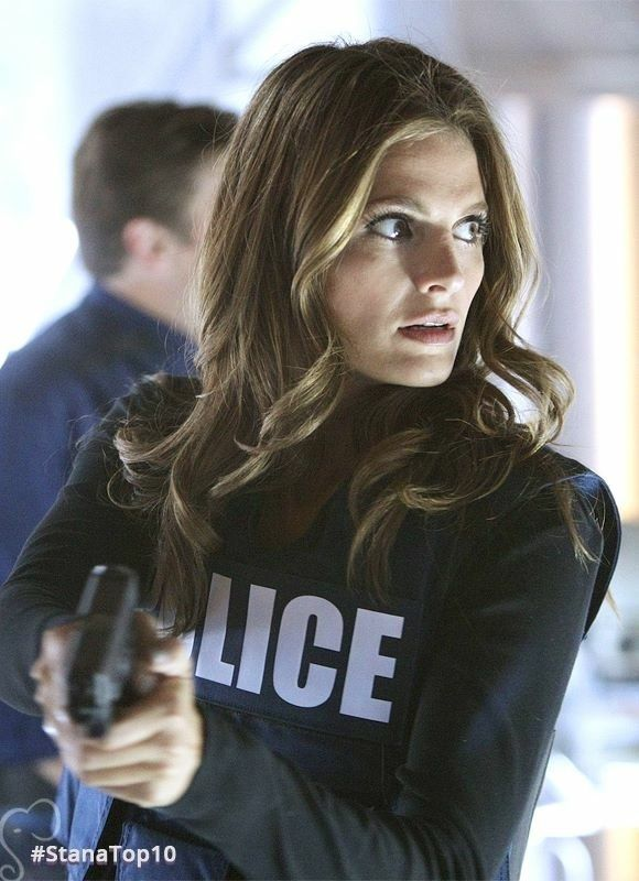 Stana Katic as Kate Beckett