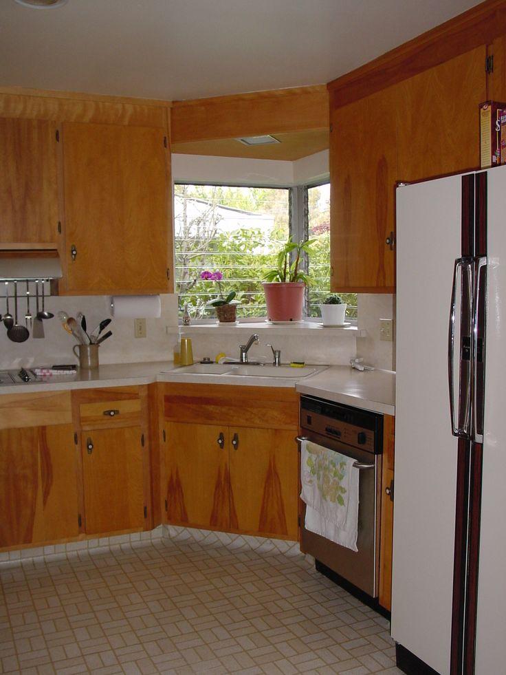 16 best corner sink with windows images on pinterest for Kitchen designs with corner windows