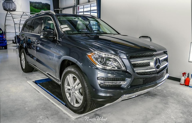 Time to button up the full frontal clear bra on this brand for Mercedes benz of lynwood