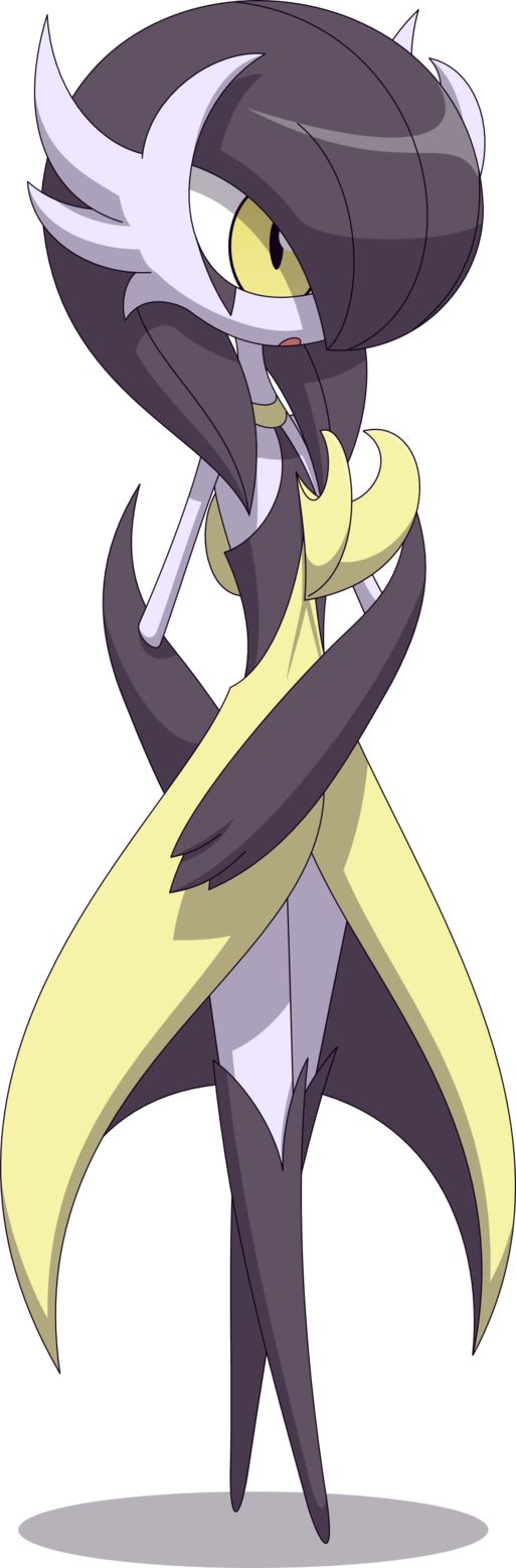 Gardevoir joy studio design gallery best design - Lunar Form Mega Gardevoir By Zacatron94