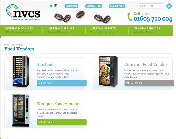 It can be an exciting adventure to find the best vending machine for you. For this you have to make sure that good steps have been taken by you to get hold ofthe perfectone.  http://www.nvcs.co.uk/