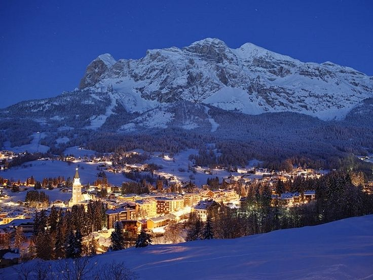 Cadore by night  Dolomiti Bellunesi   #Dolomiti4u