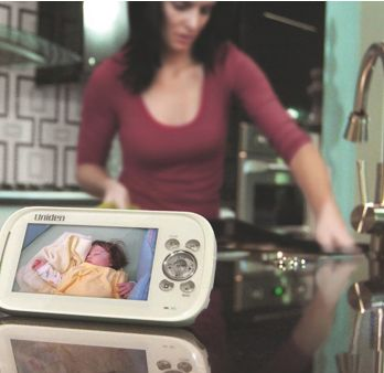 What new Mom couldn't use an extra set of eyes and ears? SAVE up to 40% on select Baby Monitors.