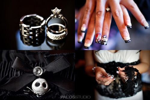 56 best wedding bells images on Pinterest Black man, Goth dress