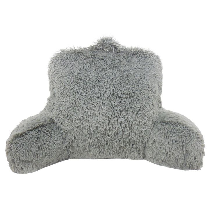 Elements Warmly Shaggy Fur Bed Rest Lounger -