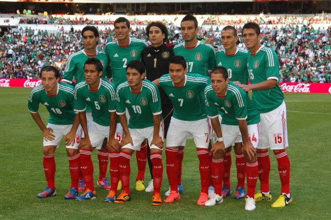 Convocatoria de la Selección Mexicana Para Jugadores que Participan en Europa | Mi Selección