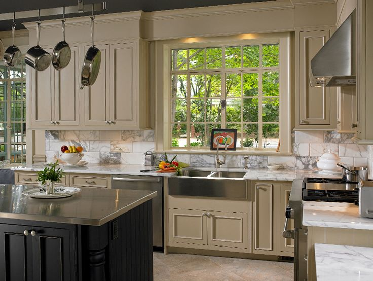Two Tone Kitchen Cabinets, Two Tone Cabinets And