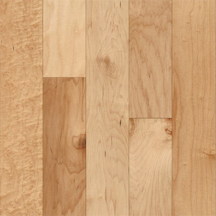 Style Selections 5-in W Prefinished Maple Locking Hardwood Flooring (Country Natural)