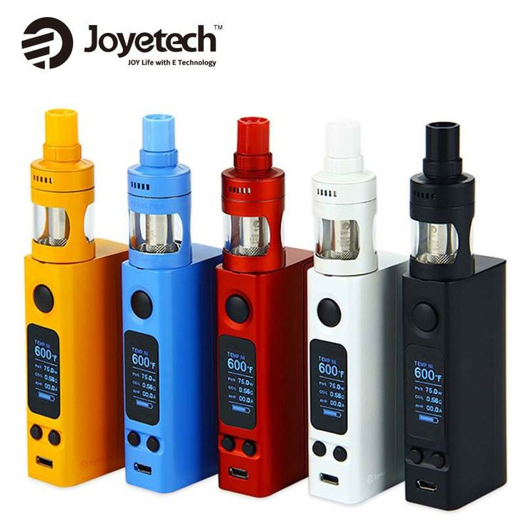 Electronic Cigarette Original Joyetech eVic VTwo Mini Vape Kit w/ 4ml Cubis Pro Tank vs 75W VTWO MINI MOD NO Battery vs eVic VTC mod