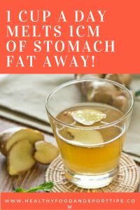 This drink will not only reduce the abdominal fat but it will also help to improve your eyesight and hearing capability along with brain functioning.