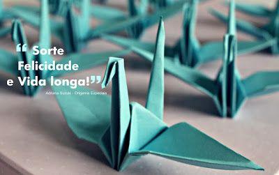 DOCE'ARTE BRASIL: Origami