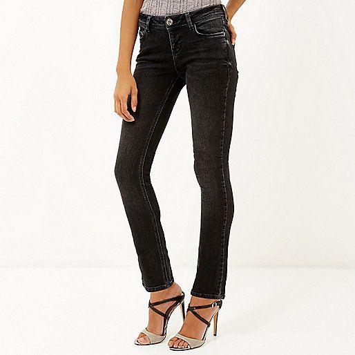 Op zoek naar de perfecte zwarte jeans? Bij Aldoor vind je de perfecte jeans in de uitverkoop, zoals deze comfortabele van River Island nu met 52% korting!