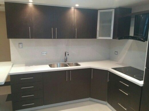 49 best images about nuestras cocinas on pinterest for Cocinas color granate