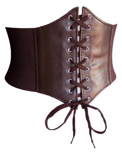 Ceinture corset -Faux cuir -Marron- Taille 38/40 belt fashion http://www.amazon.fr/dp/2008312801/ref=cm_sw_r_pi_dp_OUNPvb0F8HG4F