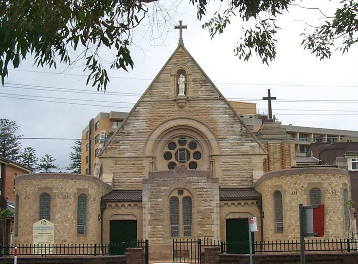 Church of St Mary and St Athanasius, Manly