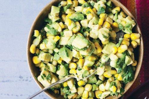 Питательные салаты с ветчиной, огурцами и кукурузой: 6 лучших рецептов   Застолье-онлайн