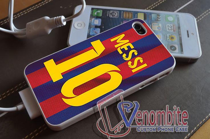 Lionel Messi FC Barcelona Case - iPhone , iPad, Samsung Galaxy & HTC Cases