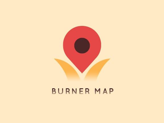 Best Map Pins Images On Pinterest Icon Design Logo Branding - Us map logo