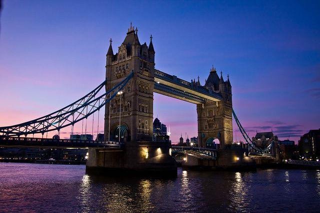 Tower of London & Tower Bridge – A Torre de Londres e a Ponte Torre!