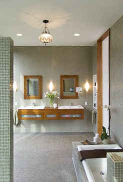 Best Photo Gallery For Website Modernist Master Bath Renovation modern bathroom philadelphia Gardner Fox Associates