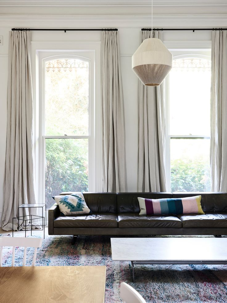 The Melbourne home of James Tutton. Photo – Eve Wilson. Production – Lucy Feagins / The Design Files.
