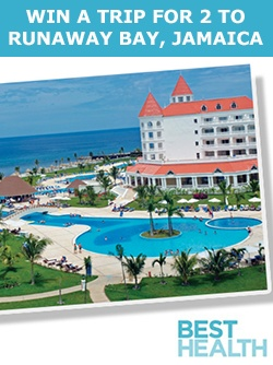 Win a Trip for 2 to Runaway Bay, Jamaica