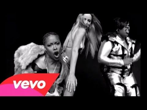 #TBT for #BlackMusicMonth Mariah Carey;Da Brat;Missy Elliott - Heartbreaker (Remix)