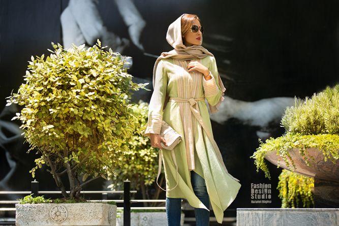 Fashion Design Studio 2015 S-S Ready-To-Wear Tehran