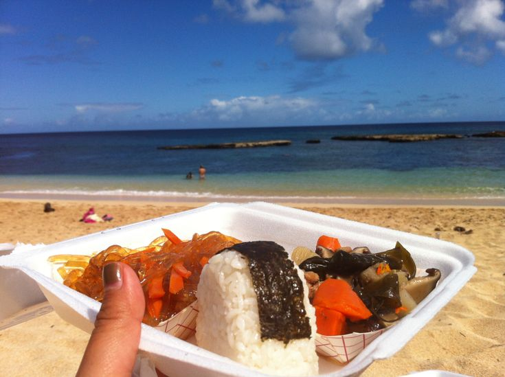 Great Food Off the Beaten Path...non-touristy places to eat in Oahu, Hawaii
