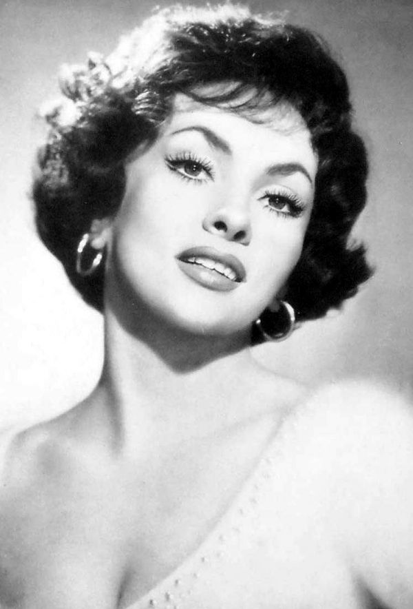 "Gina Lollobrigida...""La Lollo""...suprisingly good as a photographer, and highly intelligent...another great Italian import..."