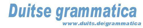 Duitse grammatica: Overzicht naamvallen