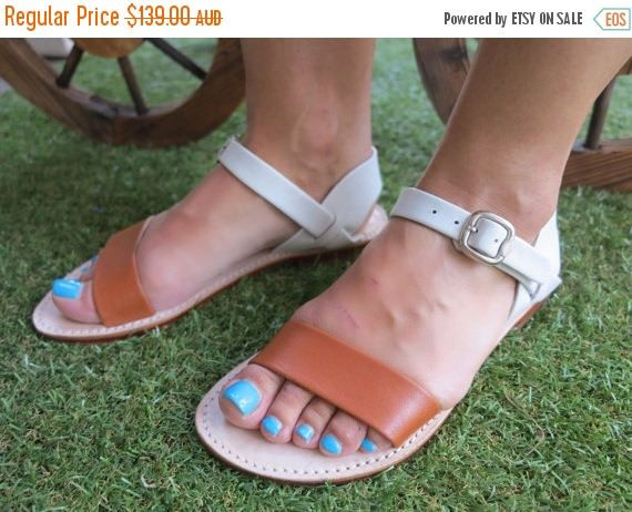 FLASH SALE SUMMER Dream Sandal   Womens Leather Sandal /