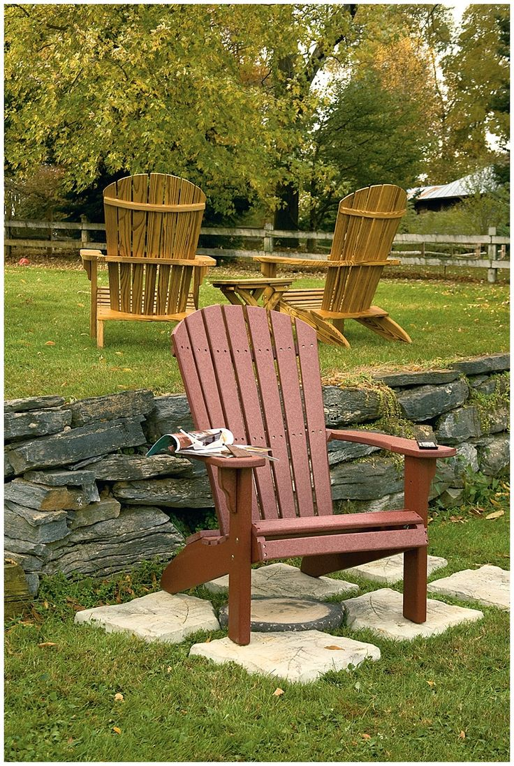 Stackable outdoor chairs lightweight peppermill interiors - Handcrafted Poly Pressure Treated Pine Outdoor Furniture Http Www Carriagehousefurnishings