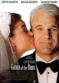 Father of the Bride recommend by redhead302 on MoutheeFilm, Great Movie, Brides 1991, Steve Martin, Fathers, Favorite Movie, Watches, Diane Keaton, The Brides