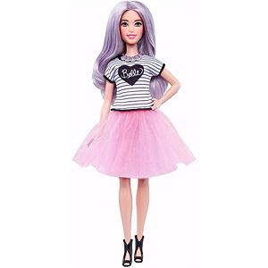 Check out the Barbie Fashionistas Doll 54 Tutu Cool (DVX76) at the official Barbie website. Explore the world of Barbie today!