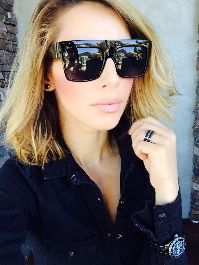 big sunglasses for women  17 Best ideas about Celebrity Sunglasses on Pinterest