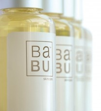 BABU - Baby Massage Oil made from delicious natural ingredients. NZ product